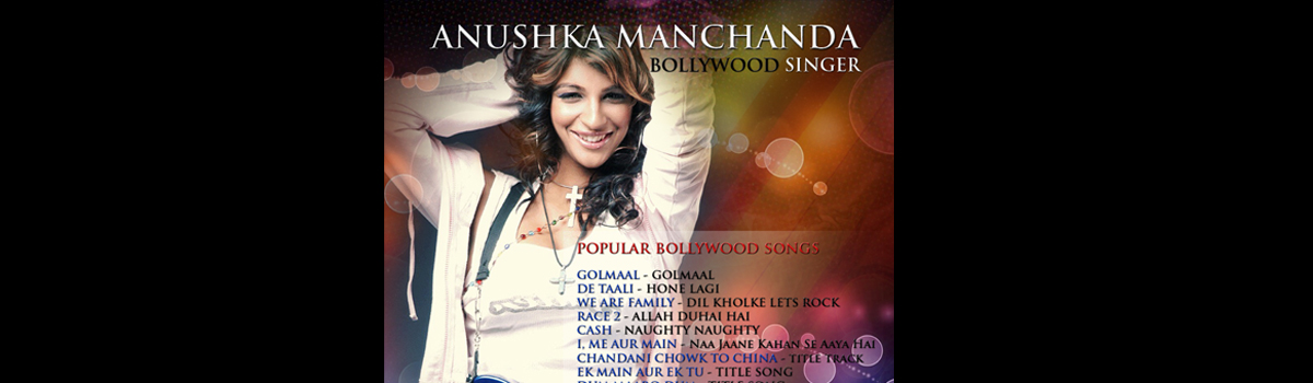 "Celebrity Singer ""ANUSHKA MANCHANDA"" Available for College/Wedding/Corporate/Public Gigs"