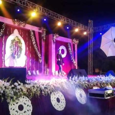 DCEC EVENTS WITH CELEBRITY ANVI SARKAR