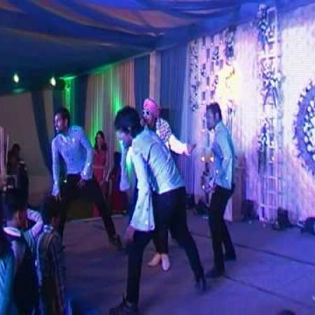 Montu mast live performance on 9th dec 2012.Heritage Village.Manesar Road Gurgaon.