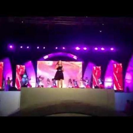 DCEC EVENTS with ANVI SARKAR NEWYR'14